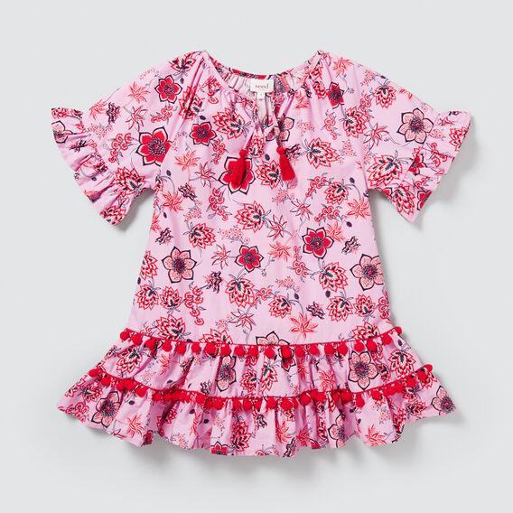 Floral Dress  MULTI  hi-res
