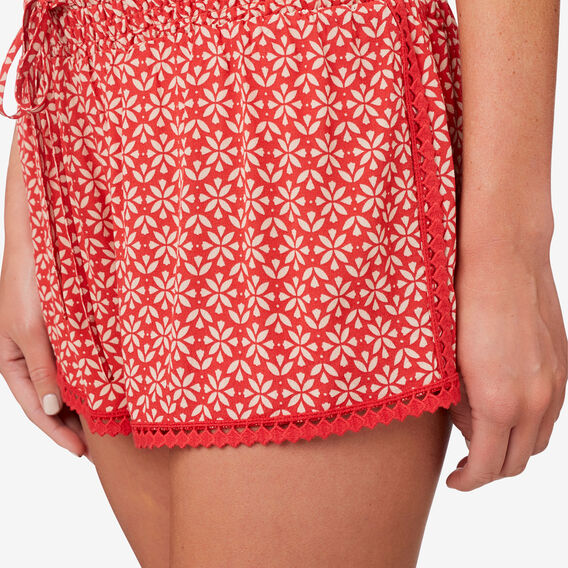 Geo Trim Detail Short  GEO PRINT  hi-res