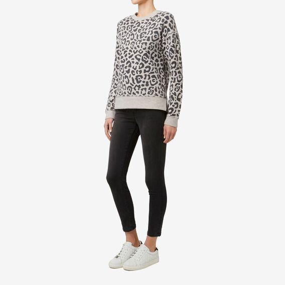 Animal Sweater  ANIMAL PRINT  hi-res