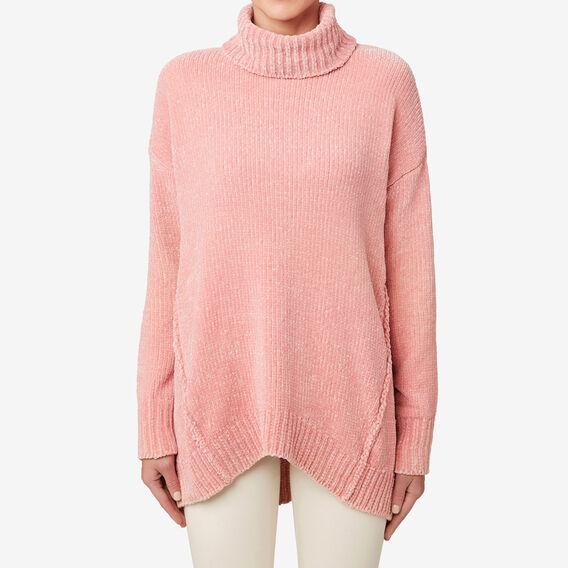 Lofty Roll Neck Sweater  SOFT BLUSH  hi-res