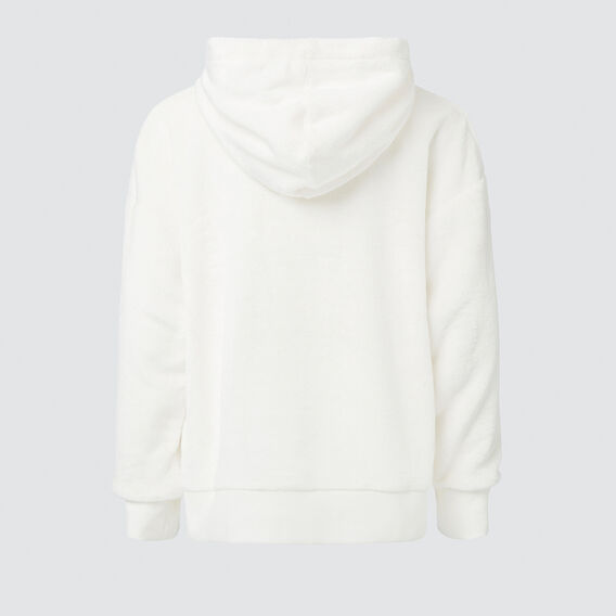 Fluffy Hoodie  CANVAS  hi-res