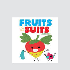 Fruits In Suits Book  MULTI  hi-res