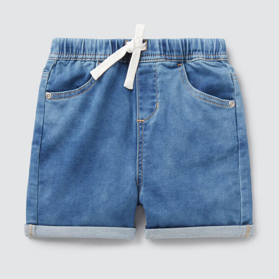 Denim Terry Short  VINTAGE BLUE  hi-res