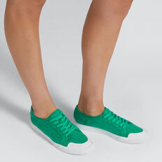 Sophie Mesh Sneaker  PEACOCK GREEN  hi-res