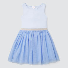 Tutu Dress  CORNFLOWER  hi-res