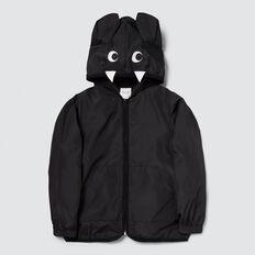 Bat Spray Jacket  BLACK  hi-res