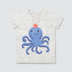 Octopus Flip Hat Tee  VINTAGE SPACE DYE  hi-res