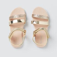 Toddler Party Sandal  GOLD  hi-res
