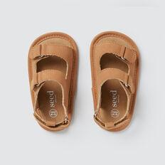 Baby Simple Sandal  TAN  hi-res