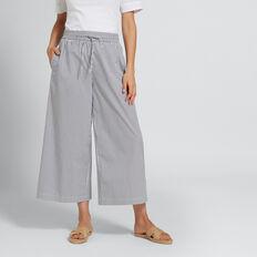 Basic Stripe Pant  DEEP NAVY STRIPE  hi-res