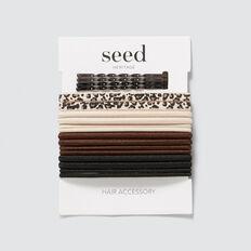 Hair Accessory Pack  MULTI OCELOT  hi-res