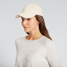 Linen Cap  NATURAL  hi-res
