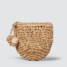 Demi Coin Purse  NATURAL  hi-res