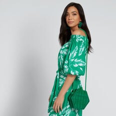 Peta Sling  PEACOCK GREEN  hi-res