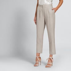 Stitch Front Pant  GREY TAUPE  hi-res