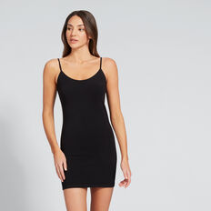 Seamfree Dress  BLACK  hi-res
