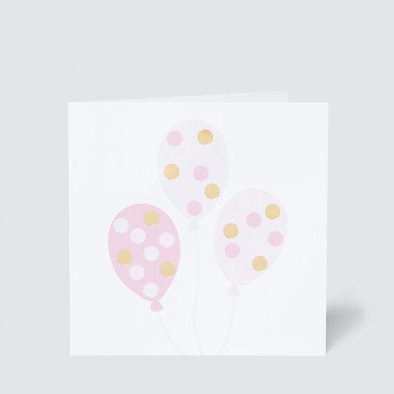 Large Balloon Card  MULTI  hi-res