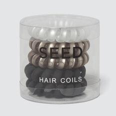 Hair Coil Pack  DARK  hi-res