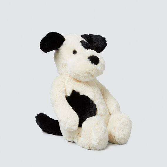 Jellycat Black & White Dog  MULTI  hi-res