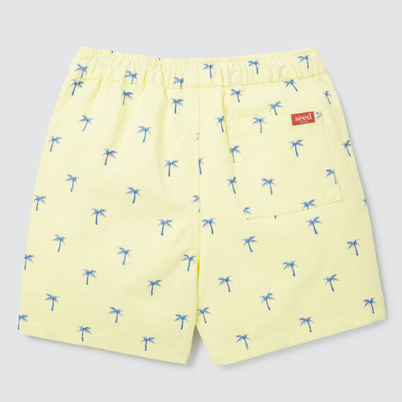 Embroidered Short  PINEAPPLE  hi-res