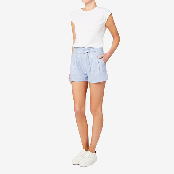 Self Stripe Short  STRIPE  hi-res