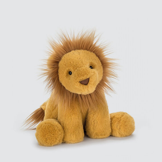 Jellycat Smudge Lion  MULTI  hi-res