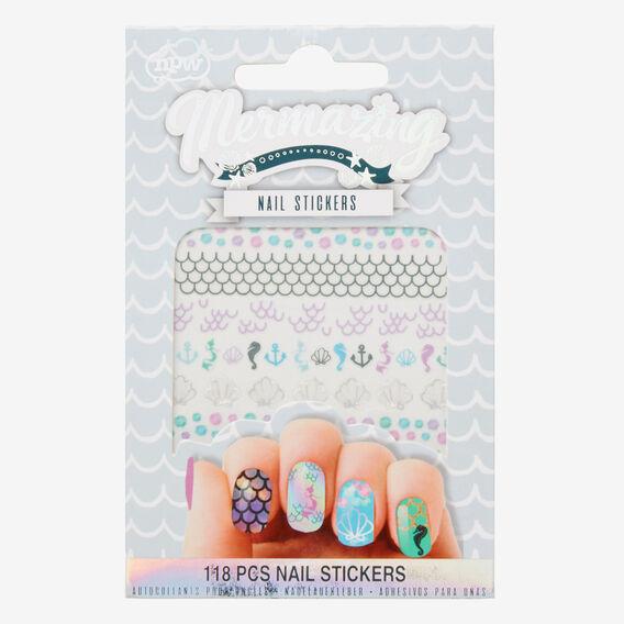 Mermazing Nail Stickers  MULTI  hi-res