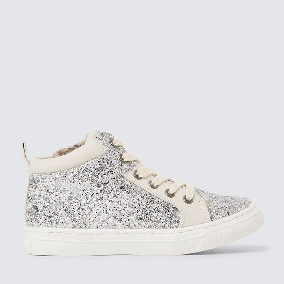 Glitter Hightop  MIXED GLITTER  hi-res