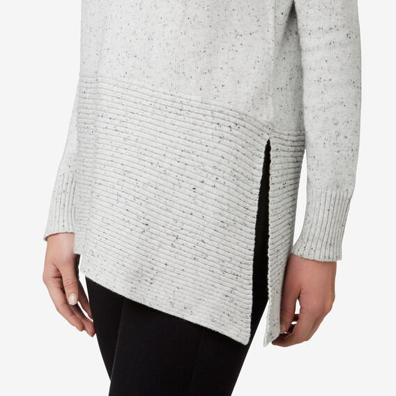 Speckle Sweater  MID GREY MARLE  hi-res