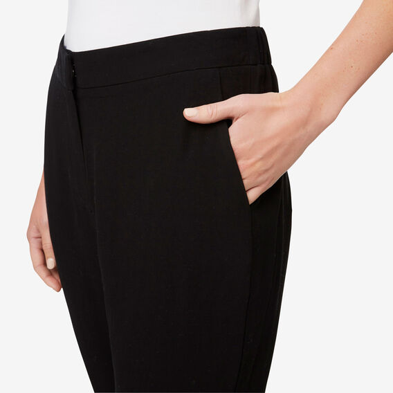 Soft Pant  BLACK  hi-res