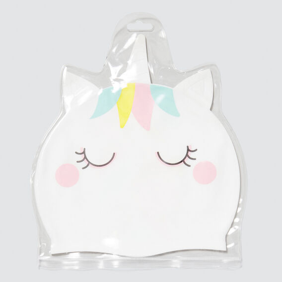 Unicorn Swimming Cap 3-9  UNICORN  hi-res