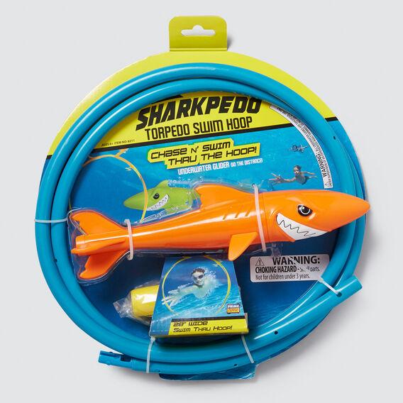 Sharkpedo Torpedo Swim Hoop  MULTI  hi-res