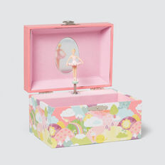 Rainbow Hills Jewellery Box  MULTI  hi-res