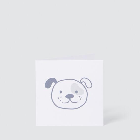Small Dog Card  MULTI  hi-res