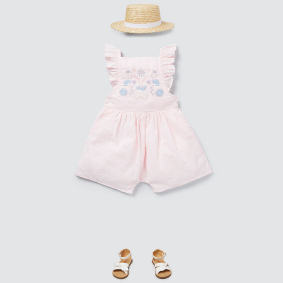 Strawberry Playsuit  ICE PINK  hi-res