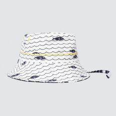 Fish Sun Hat  MULTI  hi-res