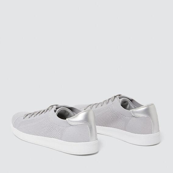 Sarah Knit Sneaker  GREY  hi-res