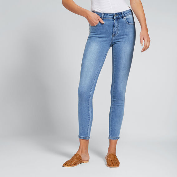 Double Side Stripe Jean  CLASSIC DENIM  hi-res