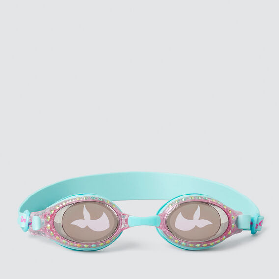 Blue Mermaid Goggles  MULTI  hi-res