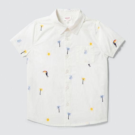 Occasion Shirt  VINTAGE WHITE  hi-res