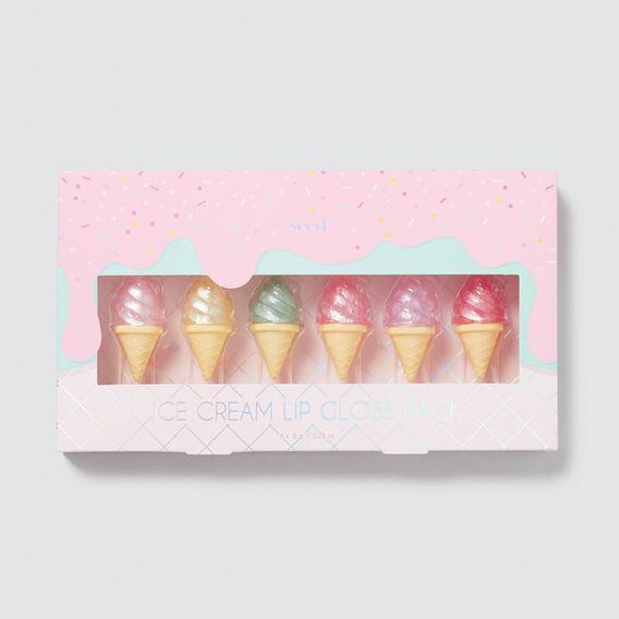 Ice Cream Lip Gloss Pack  MULTI  hi-res