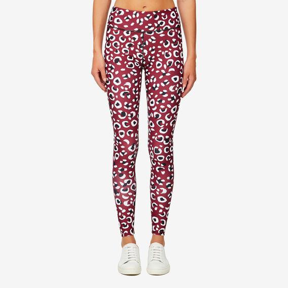 Cheetah Full Legging  RASPBERRY CHEETAH  hi-res