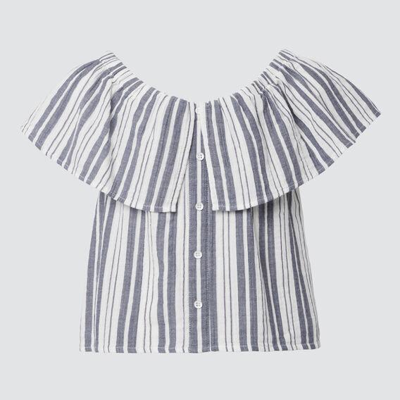 Stripe Top  BLUE JAY  hi-res