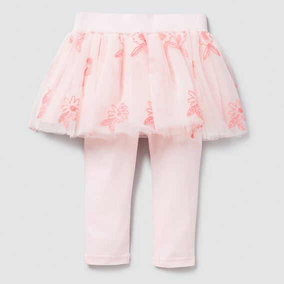 Daisy Tutu Legging Duo  ICE PINK  hi-res