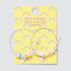 Tear N Share Bangle Set  MULTI  hi-res