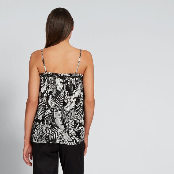 Palm Print Cami  PALM PRINT  hi-res