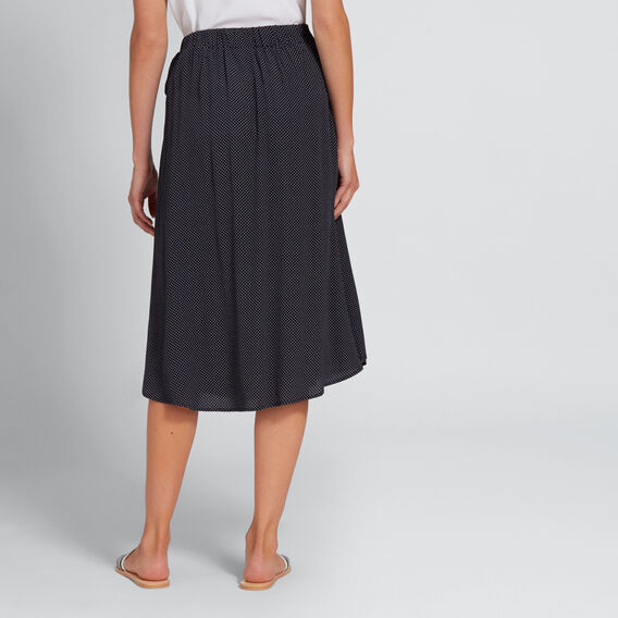 Spotty Midi Skirt  SPOT  hi-res