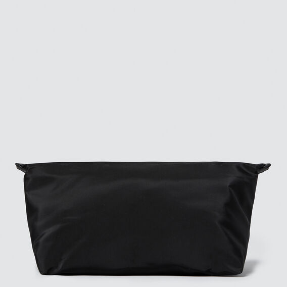 Travel Cosmetic Bag  BLACK  hi-res