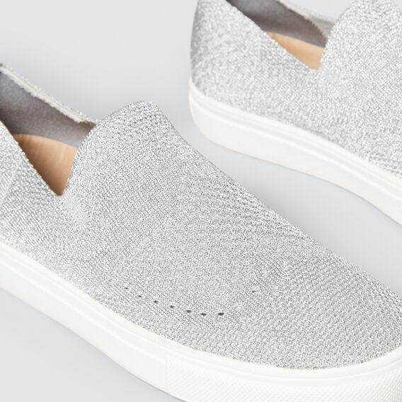 Charlie Slip-On Sneaker  SILVER  hi-res
