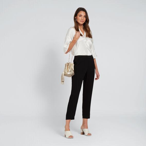 Slimline Pant  BLACK  hi-res